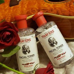 Thayer's facial Toner Rose Petal 12 oz
